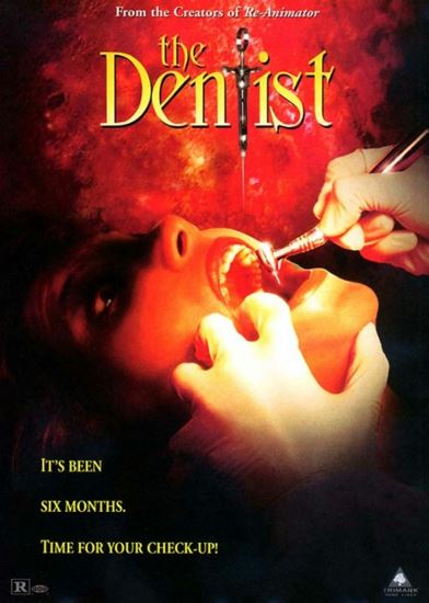 Dentysta / The Dentist (1996) PL.AC3.DVDRip.XviD-GR4PE | Lektor PL