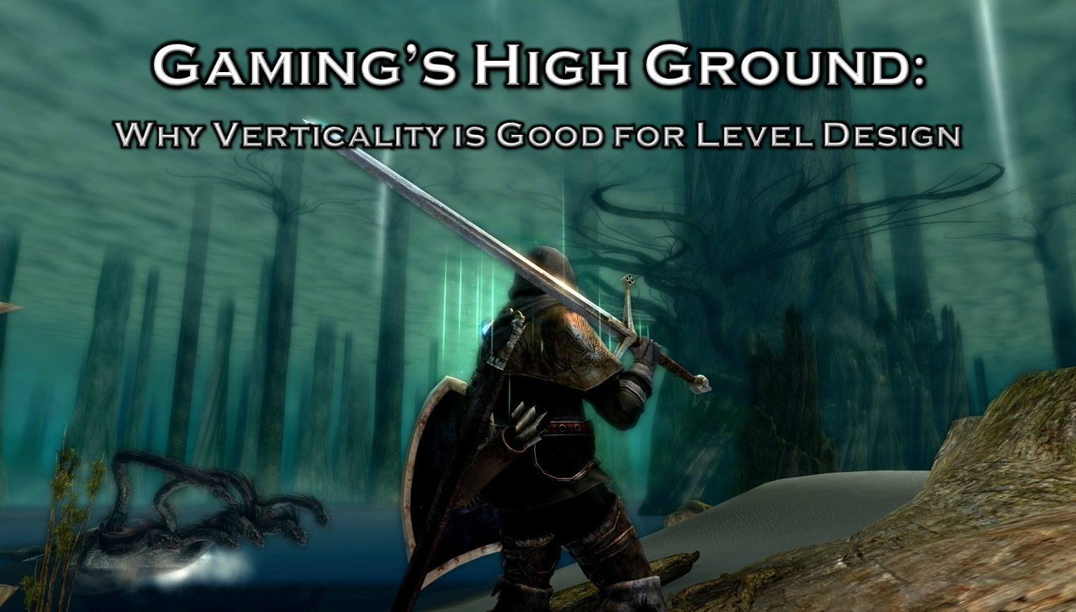 Gaming's High Ground: Why Verticality is Good for Level Design Icon
