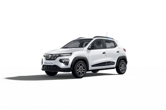 Nouvelle Dacia Spring Electric : La Révolution Électrique De Dacia 2020-Dacia-SPRING-Autopartage-3