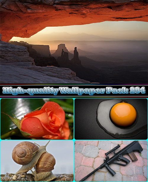 High-quality Wallpaper Pack 234