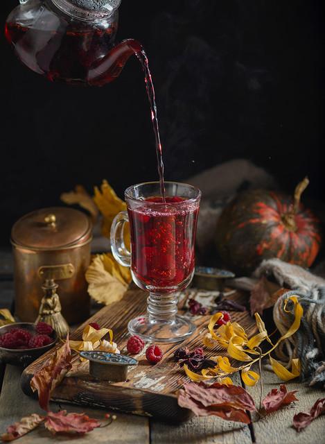 Осенний блюз. 6-й этап. Время пить чай! *