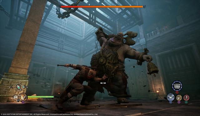 傑仕登宣布將與大宇合作,預計於亞洲地區推出PS4、PC《軒轅劍柒》雙版本實體片以及限定版,並首度公開PS4版本遊戲畫面 06-PS4