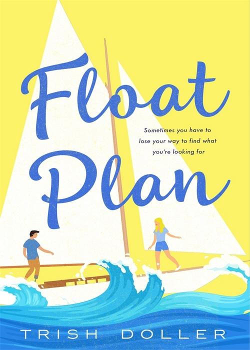 "@FaroEditorial vai lançar ""Float Plan"" de Trish Doller"