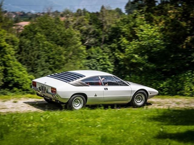 Lamborghini célèbre le 50e anniversaire de l'Urraco 570272-v2