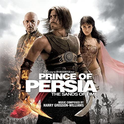 სპარსეთის პრინცი: დროის ქვიშები PRINCE OF PERSIA: THE SANDS OF TIME