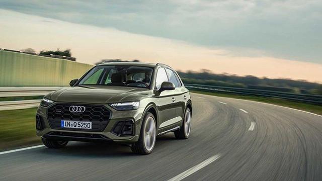 Audi Q5 II Restyling (2020) 26