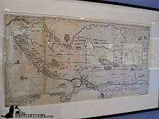 NJ State Museum Map Exhibit