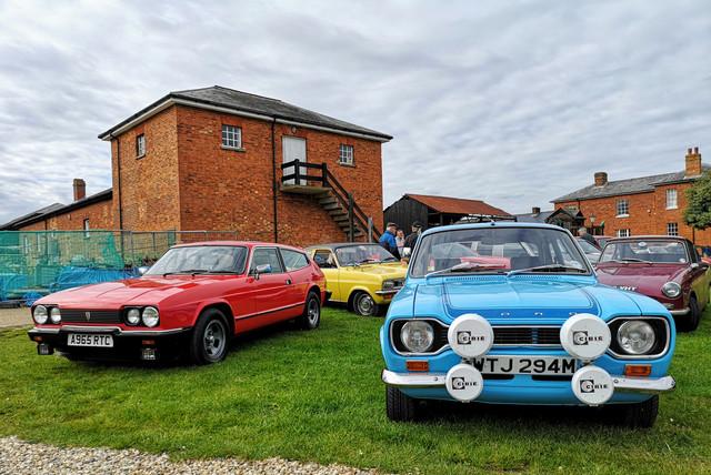 Taken at the 16th May 2019 Motors at MK Museum show
