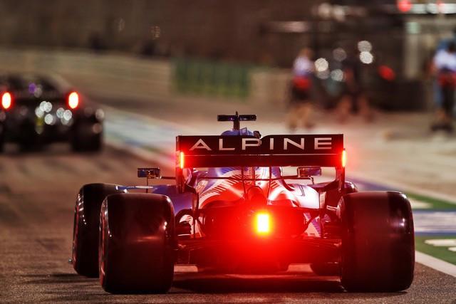 Alpine F1 Team bredouille à Bahreïn après un début de saison âprement disputé Grand-Prix-Gulf-Air-de-Bahren-2021-14