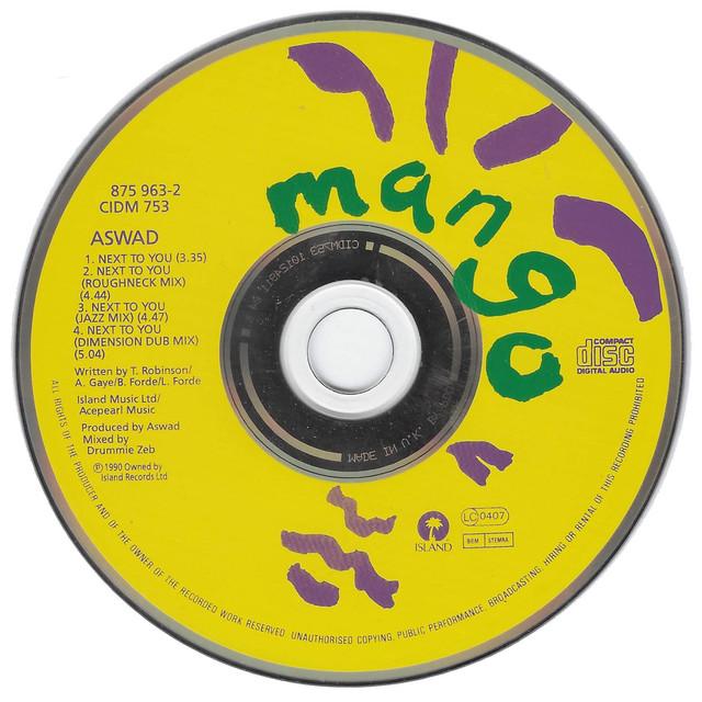 Aswad-Next-To-You-CD