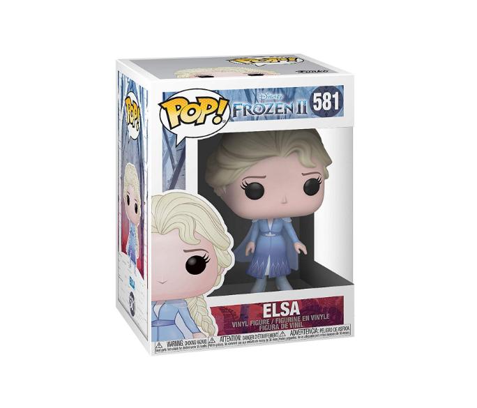 Funko Pop Elsa, Frozen 2, Lego