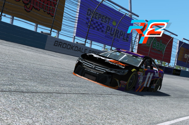 VRC NASCAR 2019 - Round 4 - Darlington