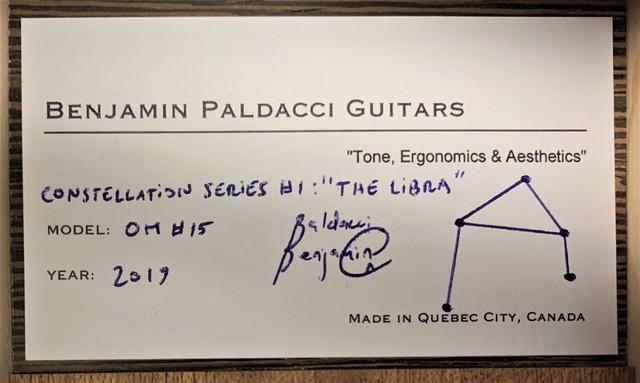 VIDEO: Small OM, wenge & Engelmann - Stage Chez Michel Pellerin: 15 jours de finition - Page 2 Paldacci-022