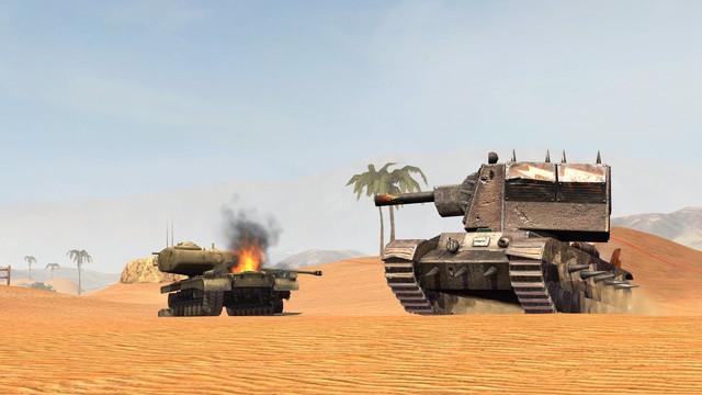 Где купить Крушитель в World of Tanks Blitz