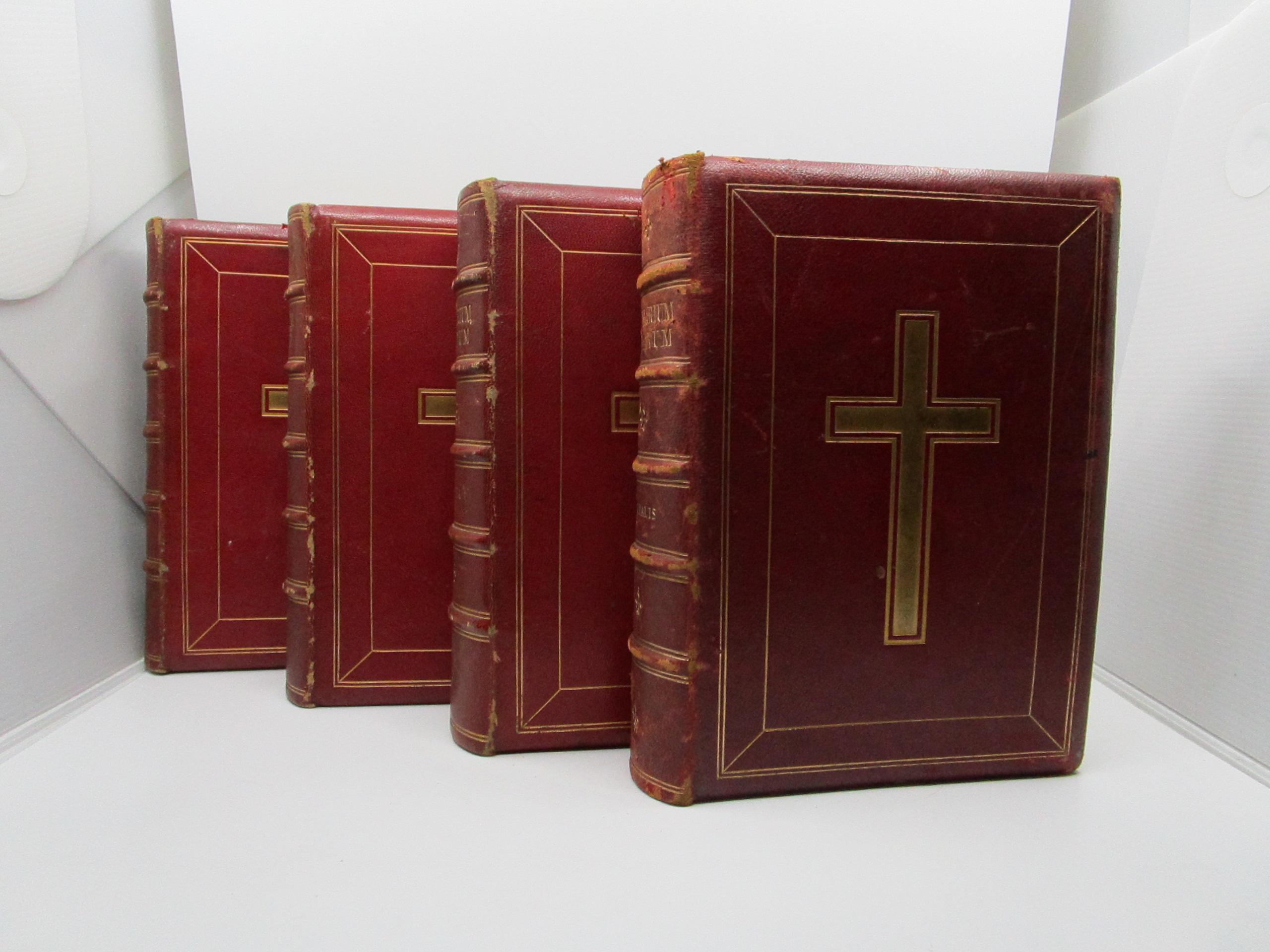 Image for Breviarium Romanum Ex Decreto Sacrosancti Concilii Tridentini (Complete Four Volume Set)