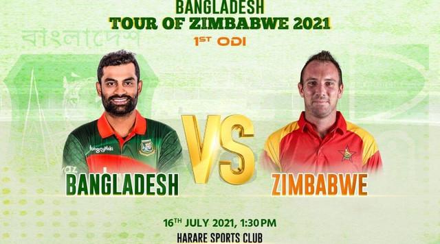 bangladesh vs zimbabwe live Streaming Link