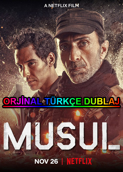 Musul | Mosul | 2020 | WEB-DL | XviD | Türkçe Dublaj | m720p - m1080p | WEB-DL | Dual | TR-EN | Tek Link