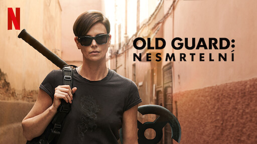 Re: Old Guard: Nesmrtelni / The Old Guard (2020)