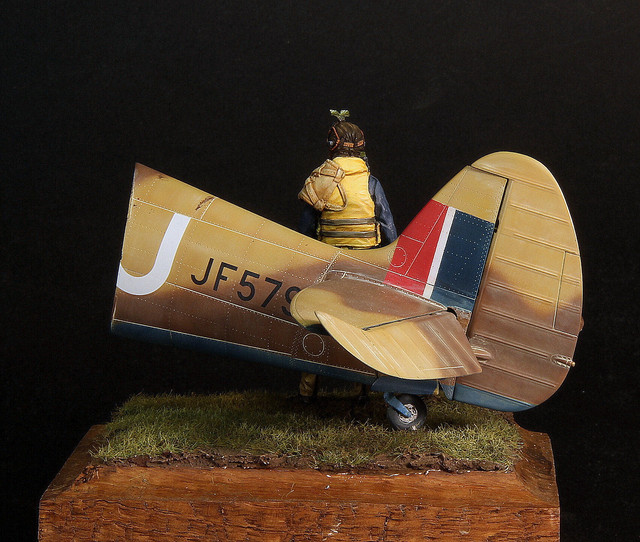 RCAF pilot, 417 Sq Marcianise Italy, janv 1944 IMG-3402