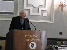 S.E. Mons. A. Spreafico - Vescovo Diocesi Frosinone-Veroli-Ferentino
