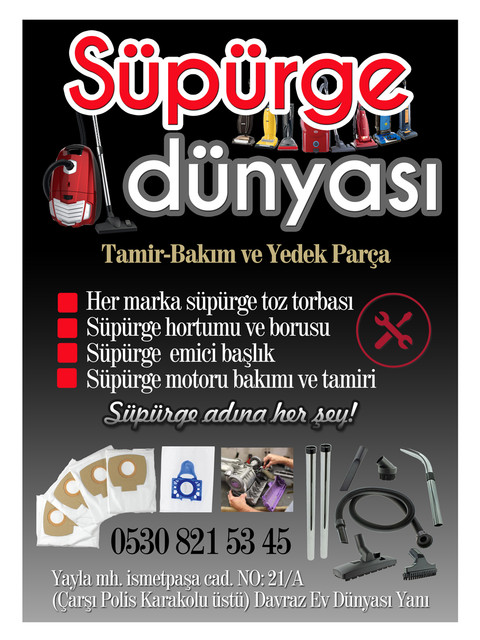 süpürge toz torbası