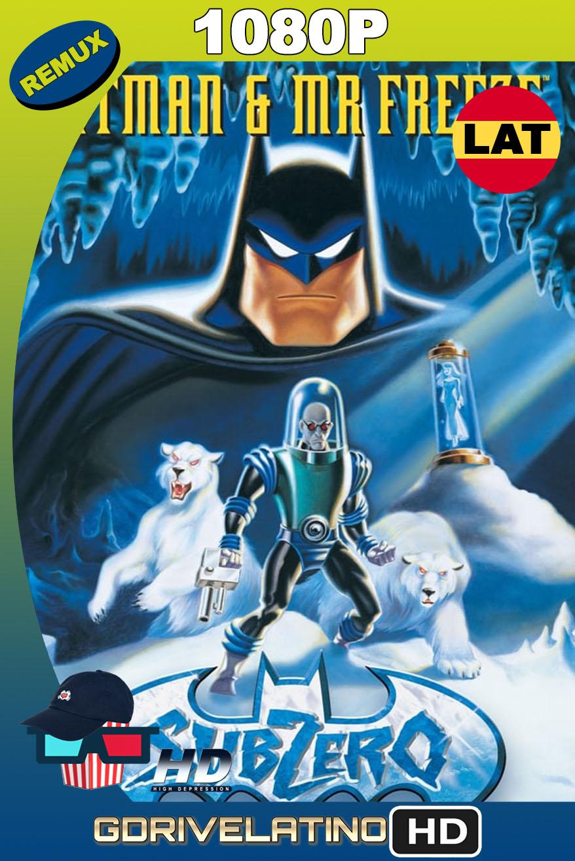 Batman: Bajo Cero (1998) BDRemux 1080p Latino-Inglés MKV