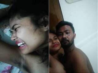 SEXY LOOK DESI GIRL FIRST TIME PAIN FULL SEX
