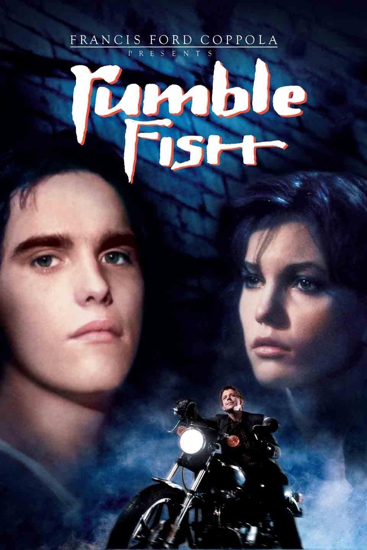 მებრძოლი თევზი RUMBLE FISH
