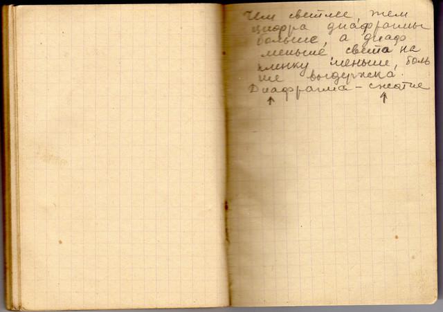 Zina Kolmogorova diary 15.jpg