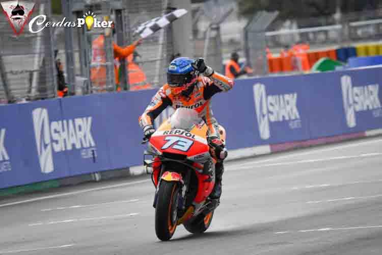 Kondisi Marc Marquez Masih Meragukan, Alex Marquez Siap Melesat
