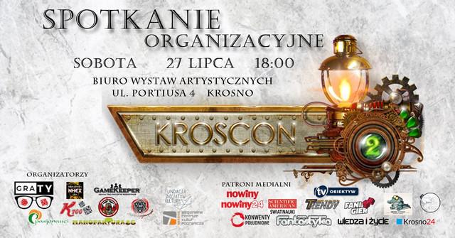 Spotkanie organizacyjne dla twórców podkarpackiego konwentu KrosCOn