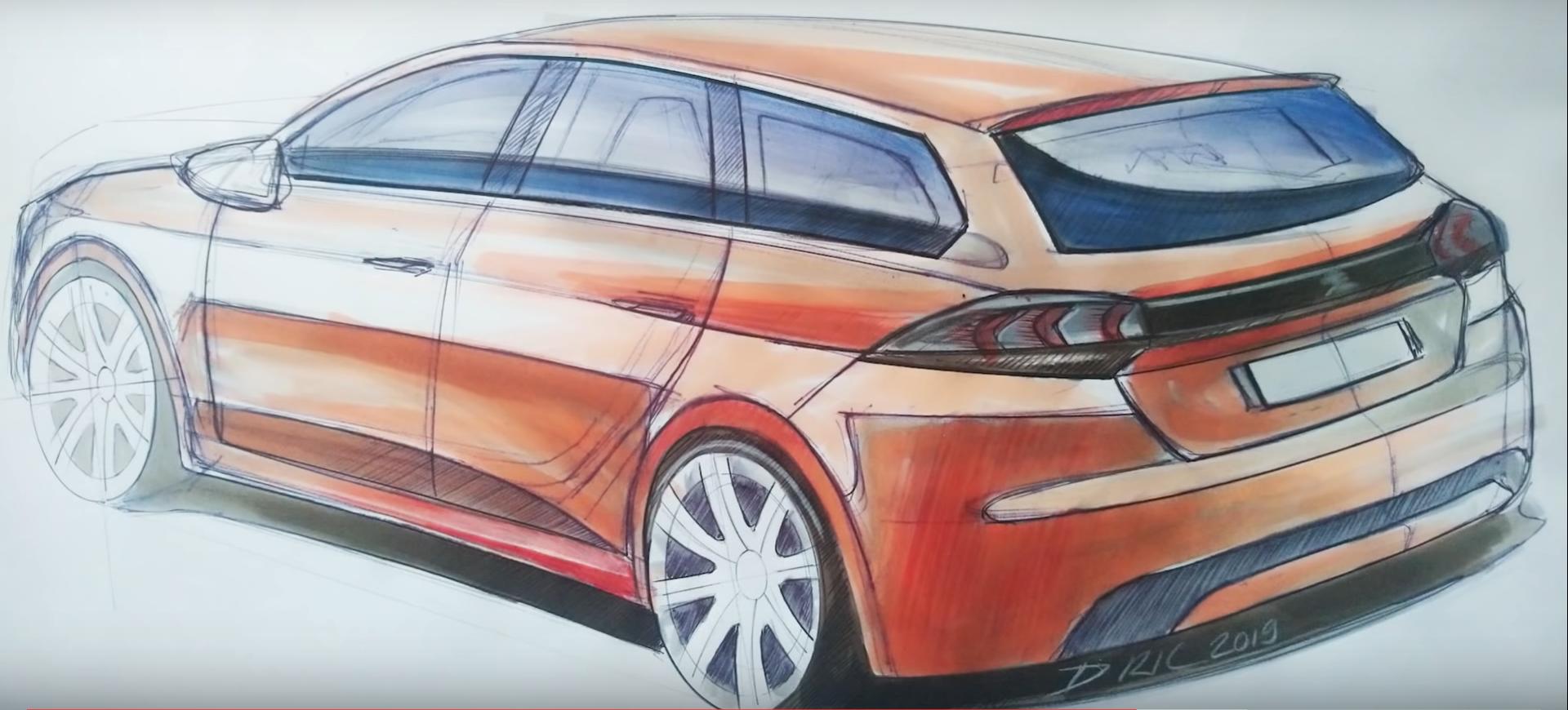 2021 Peugeot 308 III (P51/52) 43
