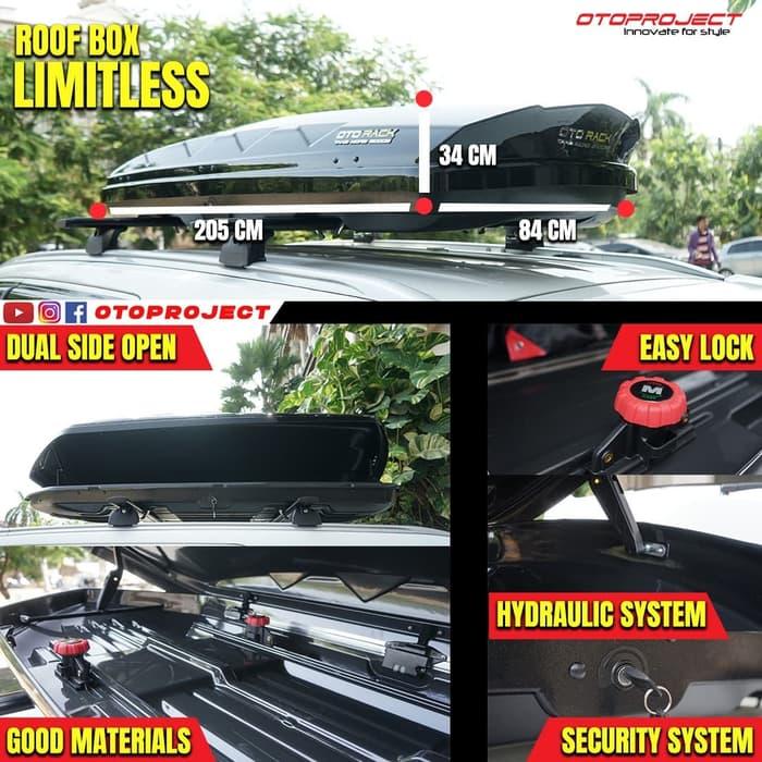 roof-box-otorack-limitless-black-boks-bagasi-atap