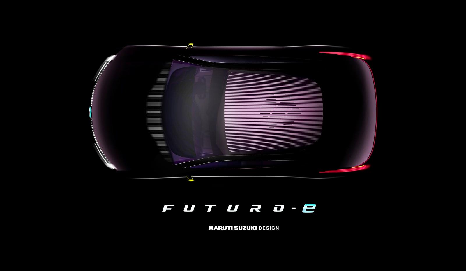Suzuki Futuro-e Concept (2020) 5
