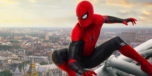 Spider-Man-london