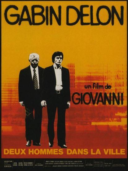 Dwaj ludzie z miasta / Deux hommes dans la ville (1973) PL.BRRip.XviD-GR4PE | Lektor PL