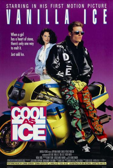 Miłośc w rytmie rap / Cool As Ice (1991) PL.BRRip.XviD-GR4PE | Lektor PL