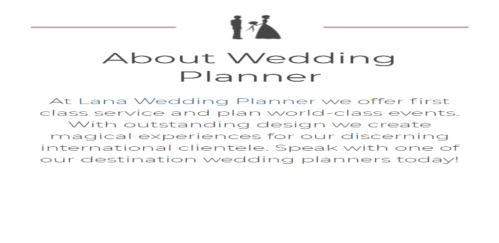 DEF Anniversary Wedding Career Planner
