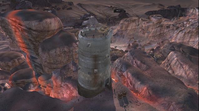 Shinobi Thieves Occupy Tower of Ninjas / Воры Синоби занимают Башню ниндзя!