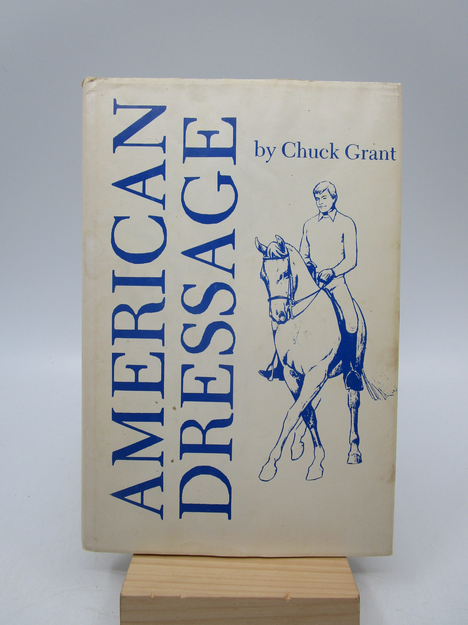 Image for American Dressage (Signed)