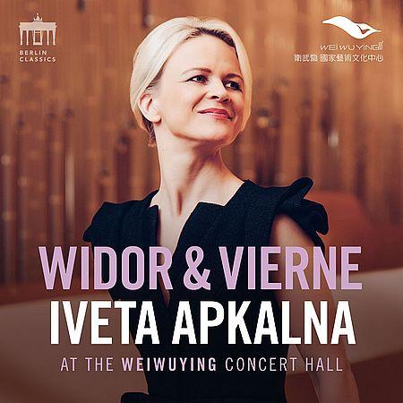 Iveta Apkalna - Widor & Vierne (2020) [FLAC 24-96]