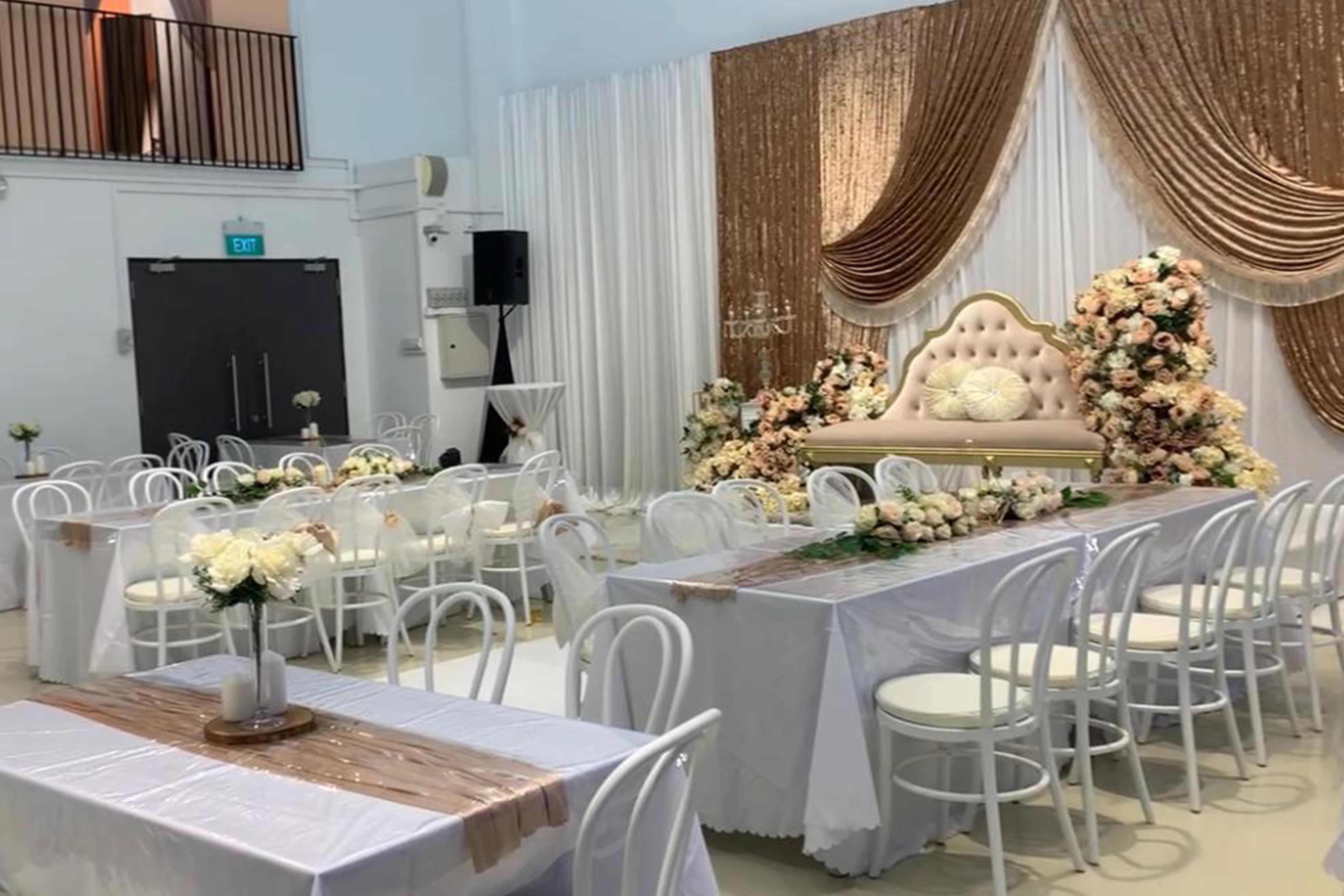 malay wedding venue