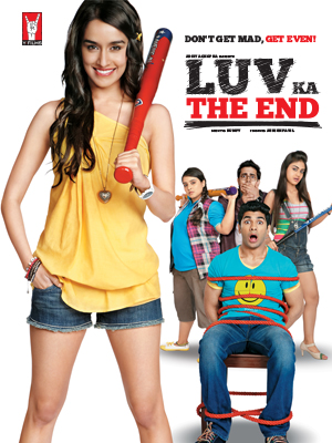 Luv Ka the End 2011 Hindi Movie 720p HDRip 950MB | 350MB Watch Online