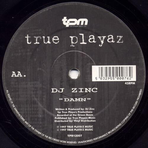 Download DJ Zinc - Reach Out (Remix) / Damn mp3