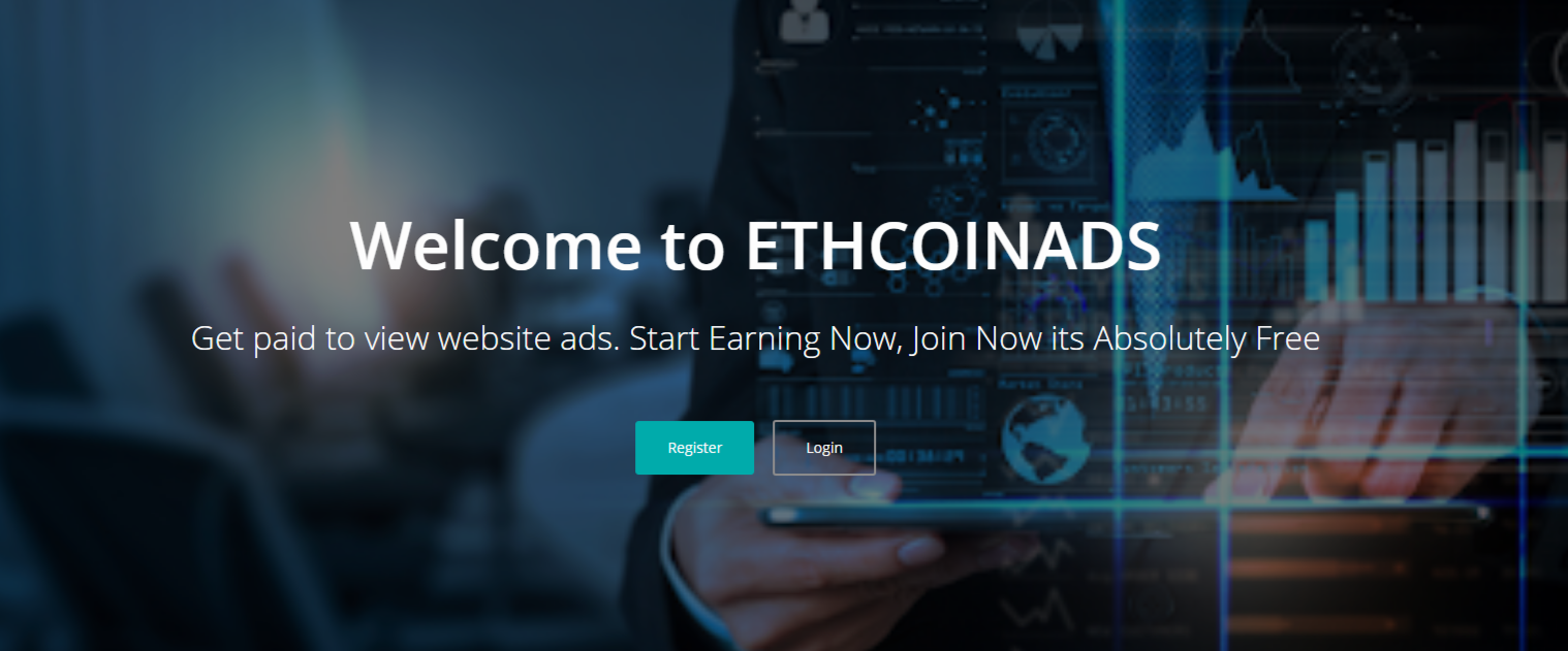 ethcoinads.com Review – SCAM or LEGIT?