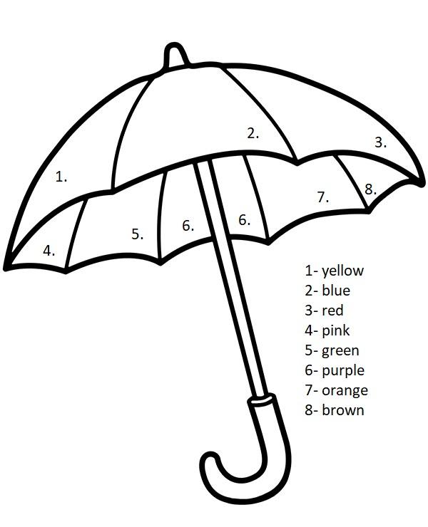 umbrella-kolorowanka