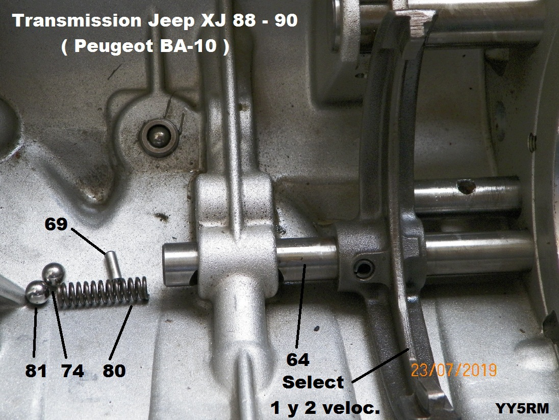 Transmission-Jeep-Peugeot-BA-10-A