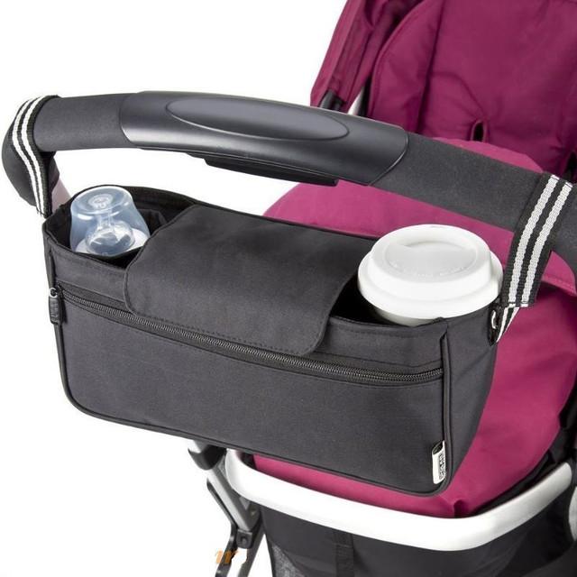 Polar Gear Go Anywhere Pram Baby Bottle /& Cup Holder