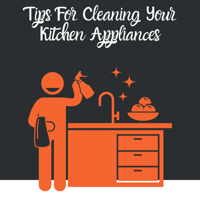Tips-For-Cleaning-Your-Kitchen-Appliances