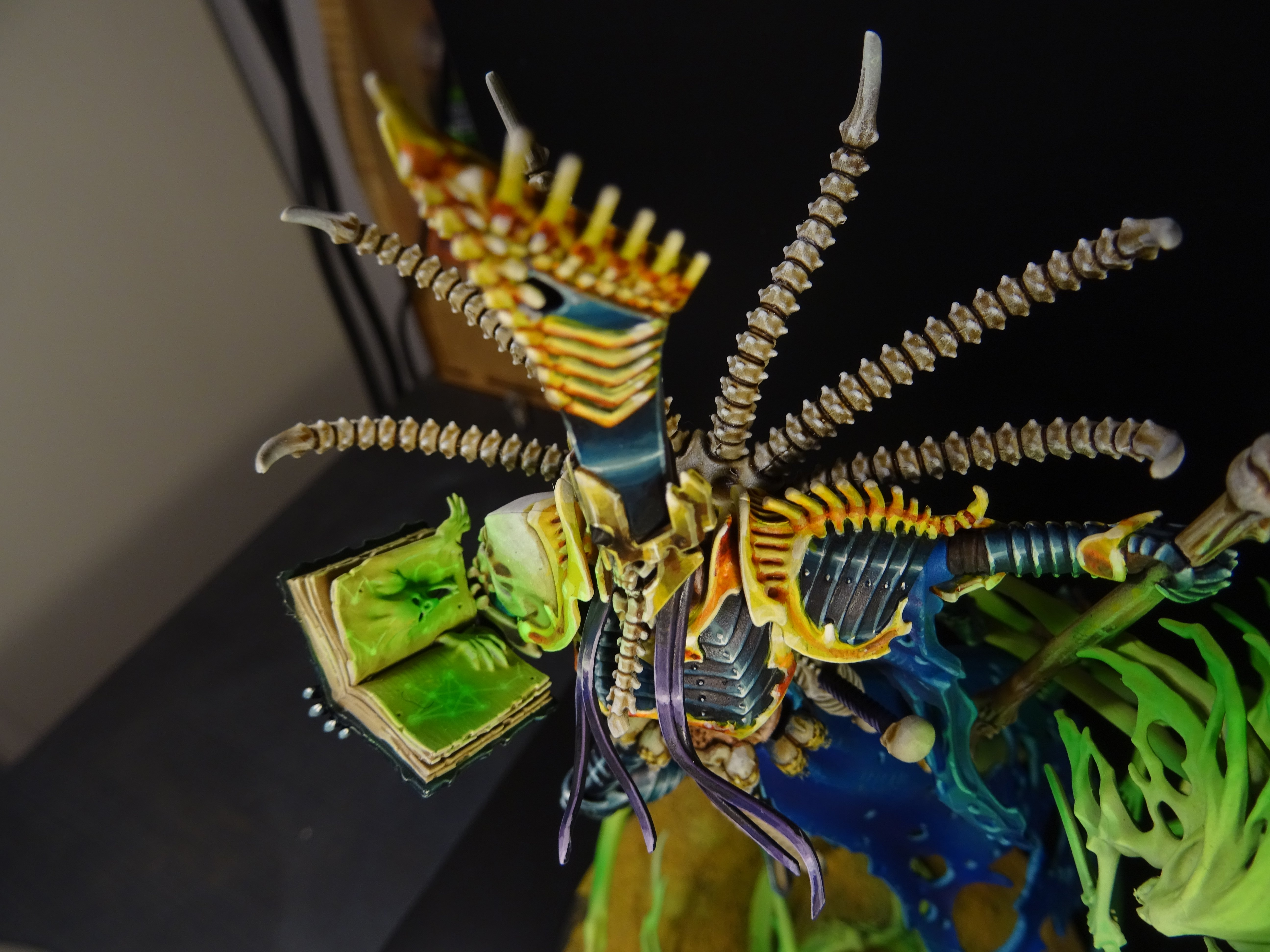 [AoS] ARMIES ON PARADE : Ossiarch Bonereapers DSC04776